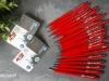długopisy metalowe z garwerem