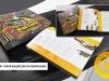 projekt i druk książeczek do digipack