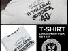 t-shirt z nadrukiem typu flex