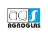 projekt logotypu Agroglas
