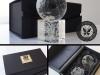 grawer na szklanej kuli - TROFEUM