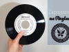 zaproszenia na vinylu