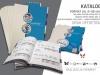 Katalog A4 z lakierem wybiórczym UV