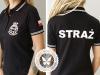 Koszulki Polo z nadrukiem Flex