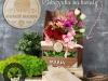 skrzynka na kwiaty na Dzień Mamy