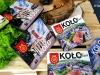 magnes na lodówkę miasto Koło