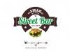 projekt logotypu Street Bar