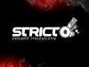 projekt logotypu Stricto