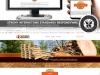 projekt i wykonanie strony www.tartak.kolo.pl + responsywność na urządzenia mobilne