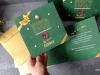 indywidualne kartki świąteczne dla firmy Kerria